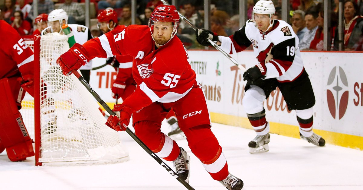 Detroit Red Wings analysis: How much more can defenseman Niklas Kronwall give?