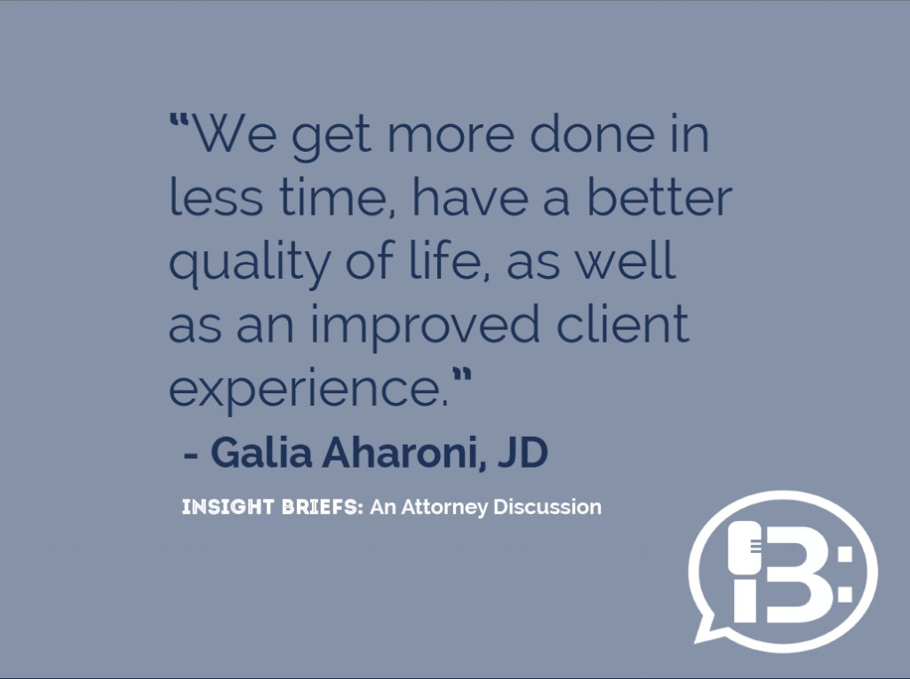 test Twitter Media - Galia Aharoni discusses the benefits, challenges, & best practices of running a virtual law firm on #WCInsightBriefs https://t.co/3Ha29PtG9m https://t.co/SKHNod0wSu