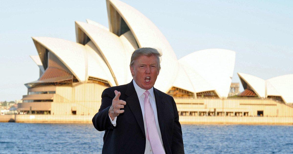 "Report Queasy Aussies Killed Trump's Casino Bid Over ""Mafia Connections"""