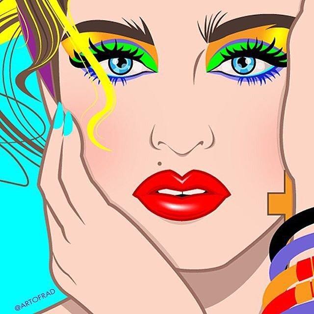 Happy Birthday Madonna...