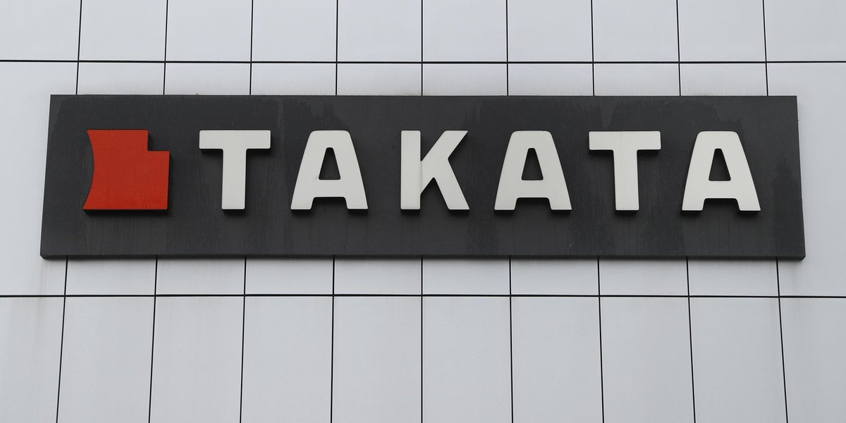 Judge OKs Takata request to halt some air bag lawsuits