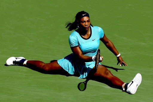 Expectant Serena aims for 'outrageous' Australian Open comeback