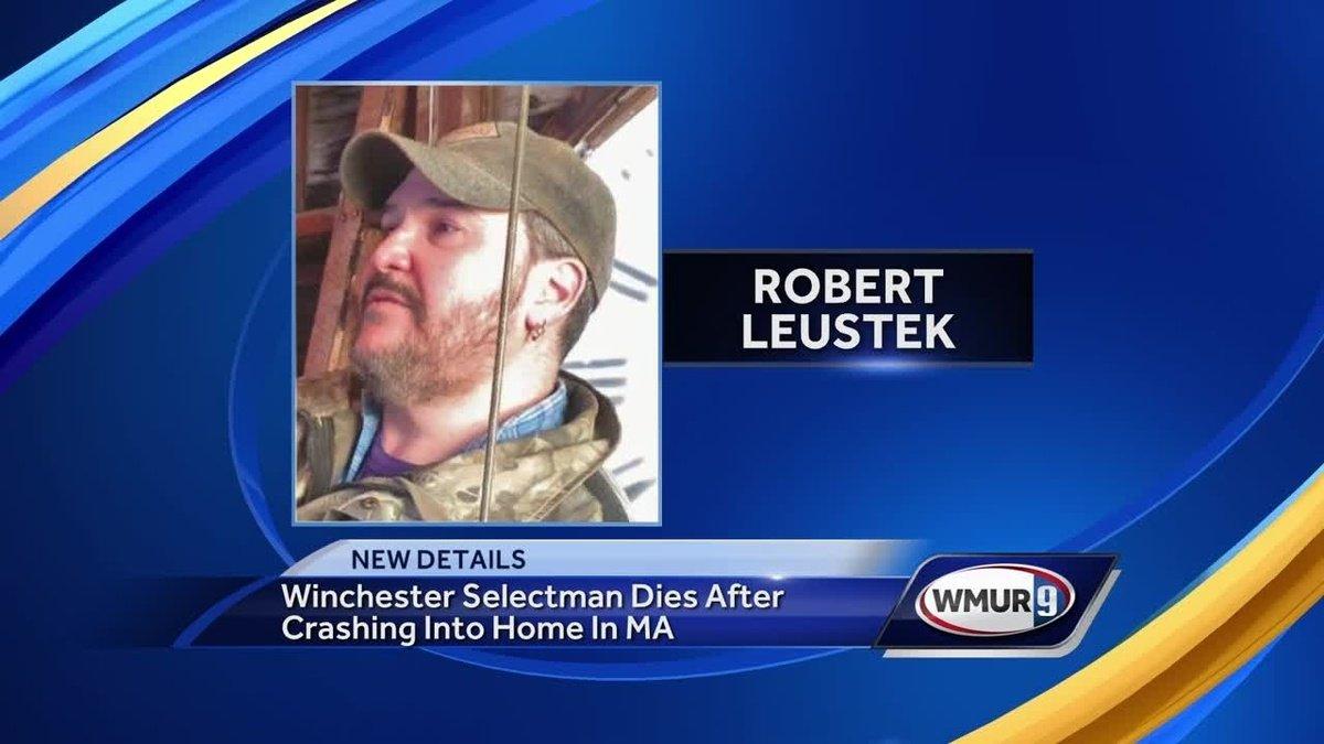 Winchester selectman killed in crash