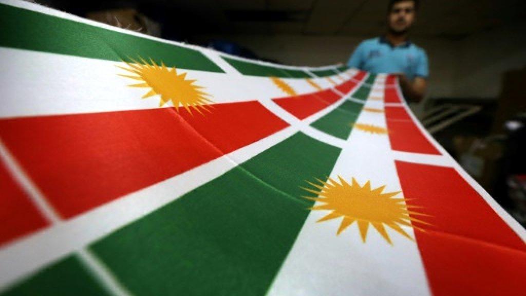 Turkey warns Iraqi Kurdish referendum risks 'civil war'