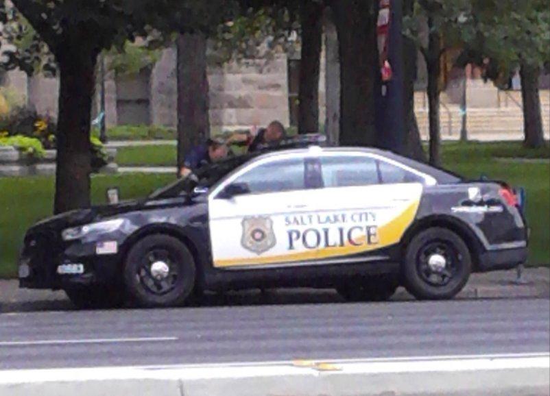 SLCPD: Woman shot in home break-in, man arrested