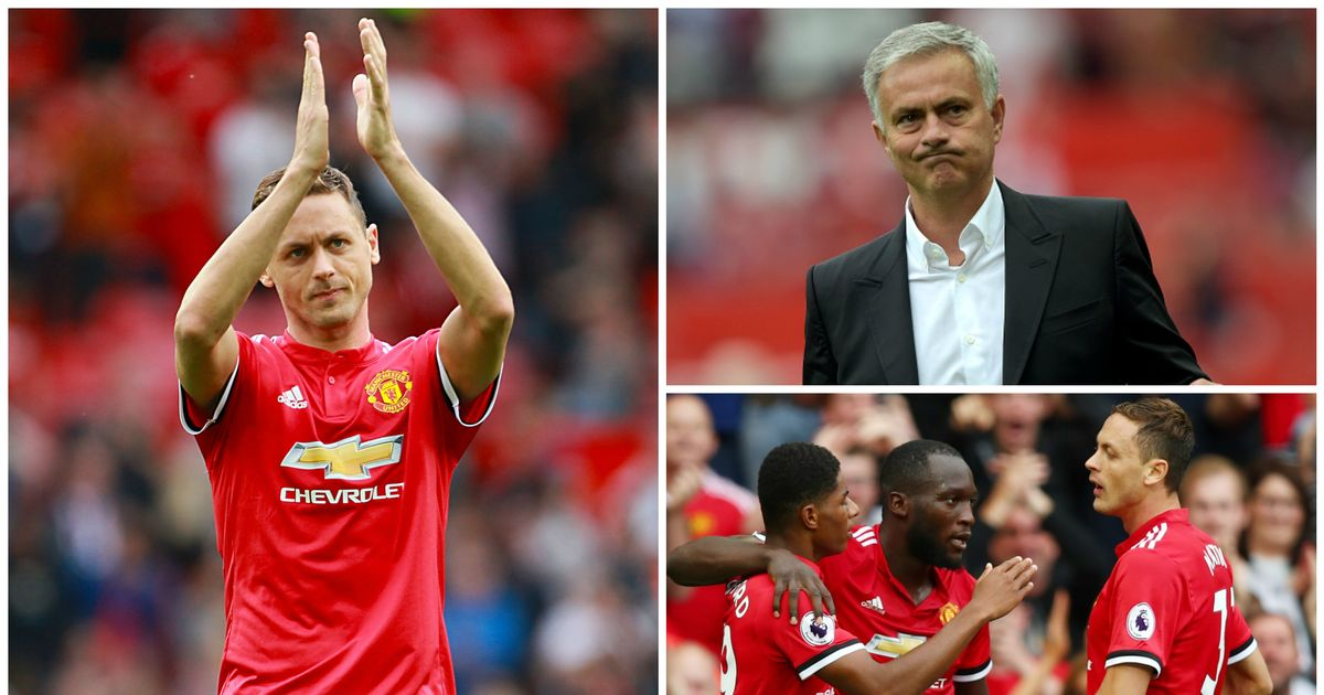 Manchester United signing Nemanja Matic could spark tactical revolution