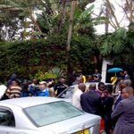 Government suspends clampdown on NGOs after the police and KRA officers raid AfriCOG offices in Lavington, Nairobi