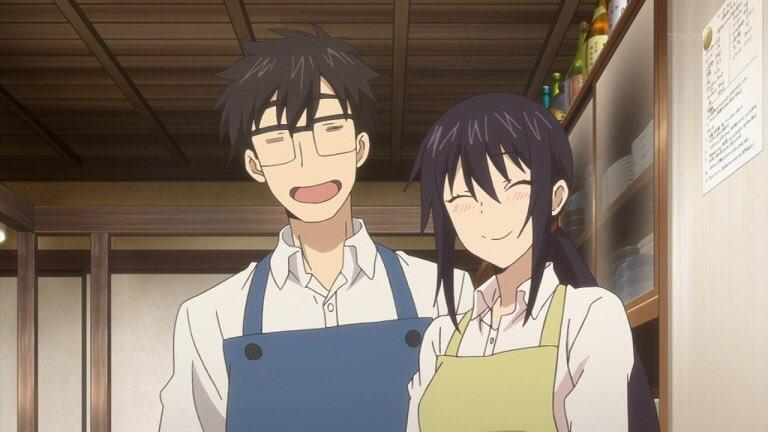 TVアニメ『甘々と稲妻』1〜4話鑑賞終了。