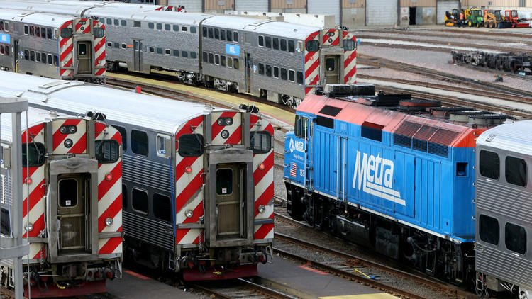 Metra board hires 20-year veteran of transit agency to be new CEO