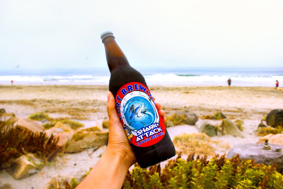 test Twitter Media - Sink your teeth into our Shark Attack and cheers to the malty goodness of this Imperial Double Red Ale. #portbrewing #craftbeer https://t.co/J3hwN6qj3t