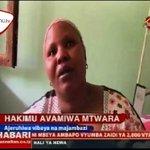 Hakimu Avamiwa Na Majambazi Mtwara
