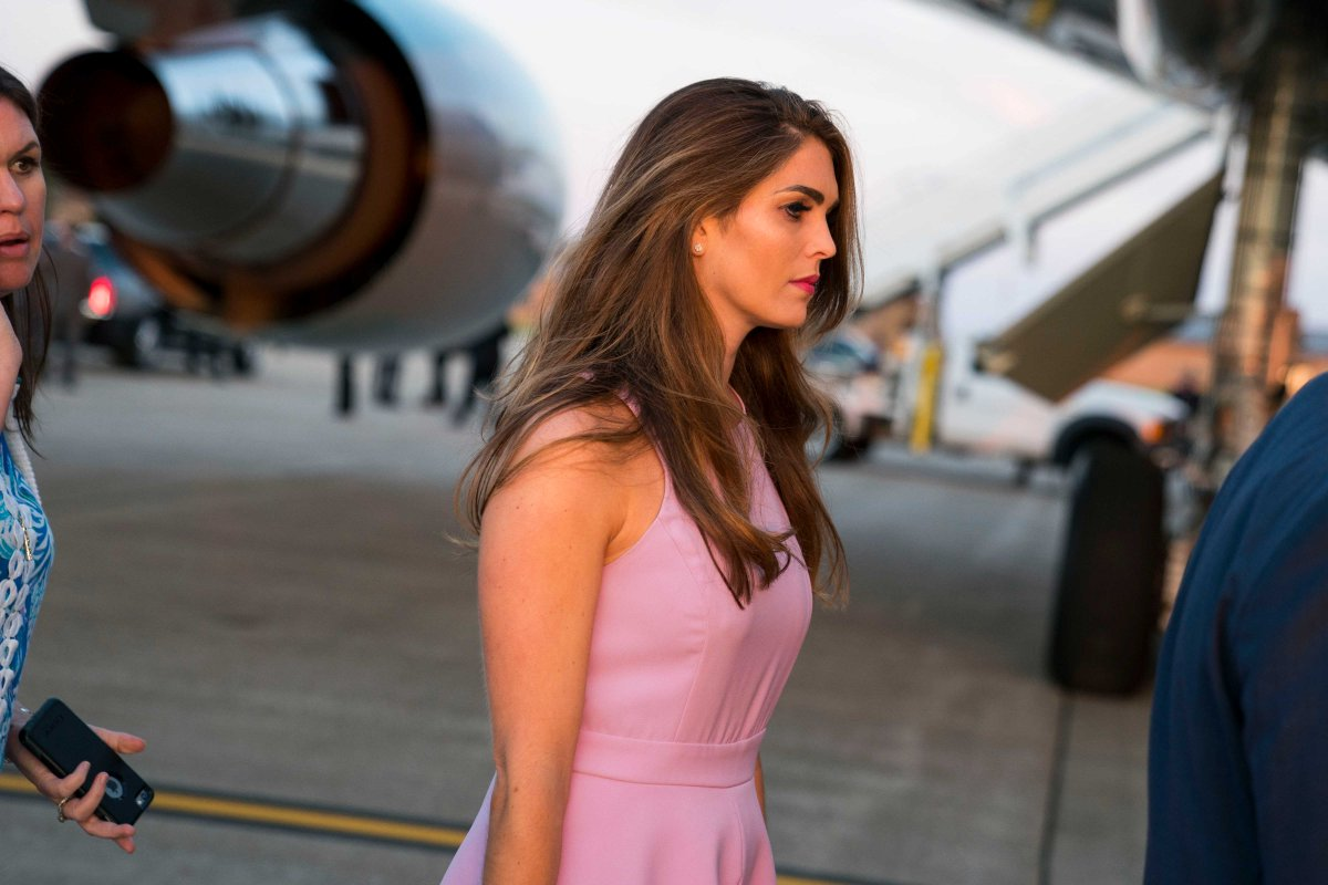 5 things to know about Hope Hicks, interim White House communications director