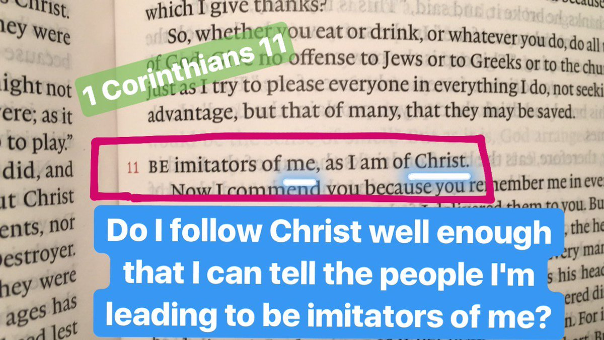 test Twitter Media - Do your teammates see someone everyday who is leading them to Christ by their example? https://t.co/3yMLvDubZg