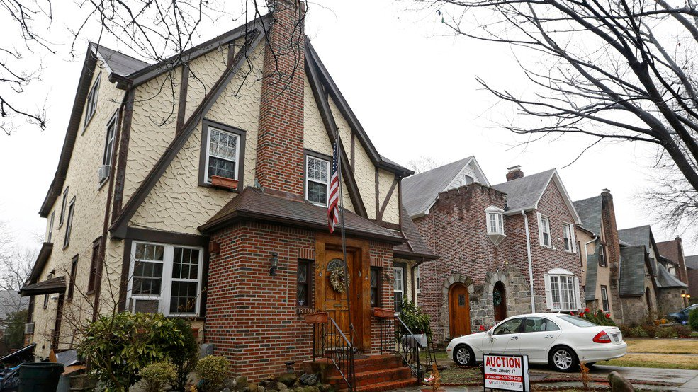 For $725 a night, you can rent Trump's childhood home on Airbnb