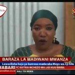 Baraza La Madiwani Jiji La Mwanza Lamvua Madaraka Meya Wa Jiji