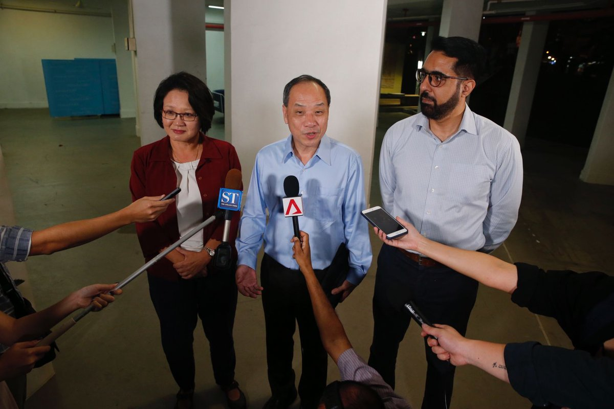 Workers' Party MPs file joint defence against AHTC lawsuit