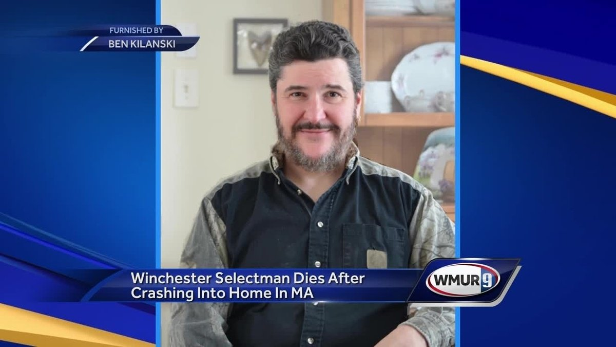 Winchester mourns selectman killed in crash