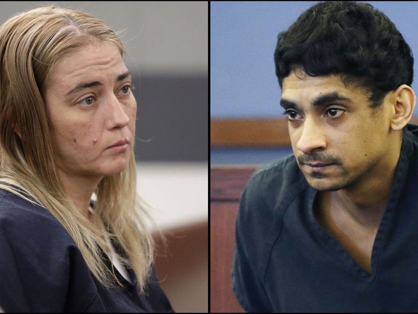 Former Belleville couple indicted for hiding their daughter's body following her murder
