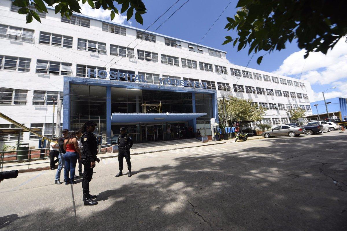 Hospital diserang, 7 maut