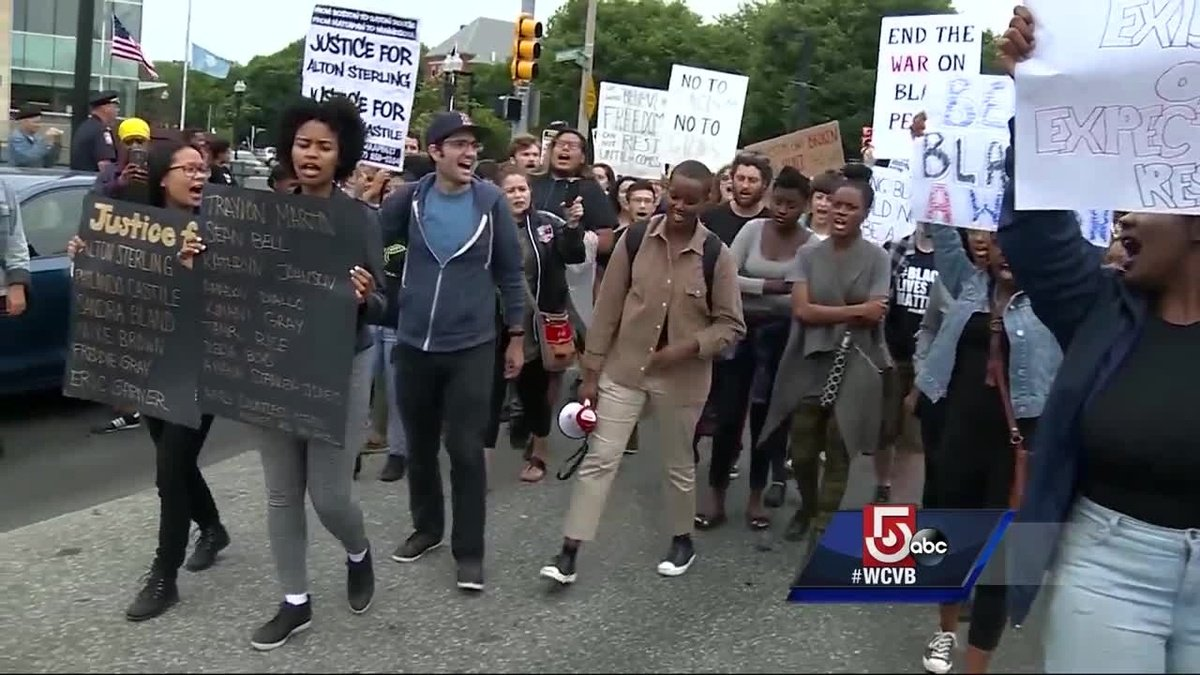 Thousands expected to march in counter Boston marches