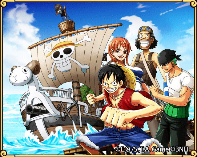 Found a Transponder Snail! Candid shots of the Straw Hats on their new ship! https://t.co/vyd69hFIOc #TreCru https://t.co/9byMGeek3I