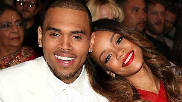 According to Rihanna, she's found peace with where things stand with Chris Brown today.