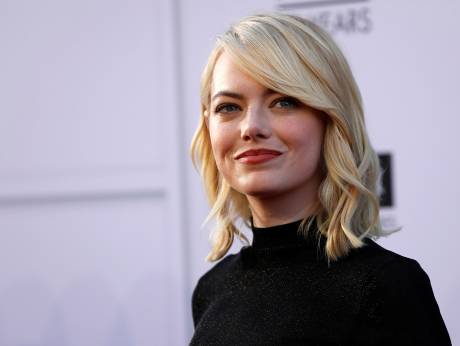 Emma Stone succeeds Jennifer Lawrence as world's best paid actress