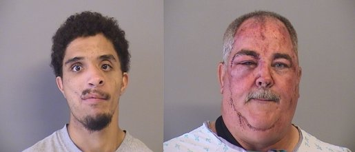 Two men arrested for stealing vehicle, assaulting officers inTulsa
