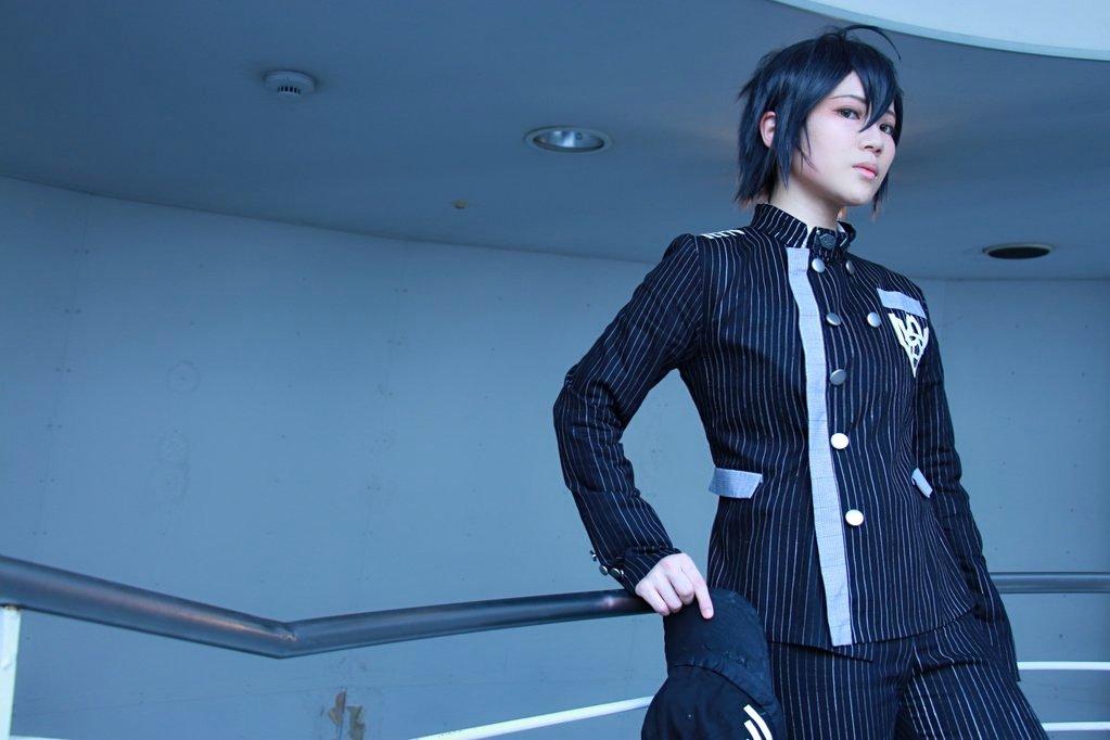 (コス*ダンガンロンパV3)超高校級の探偵、最原終一📷 しお  めちゃ綺麗に撮ってくれました...🙏💗