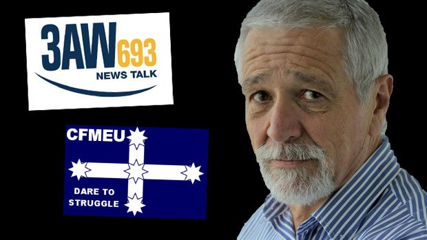 Why Neil Mitchell isn't happy with the CFMEU … and