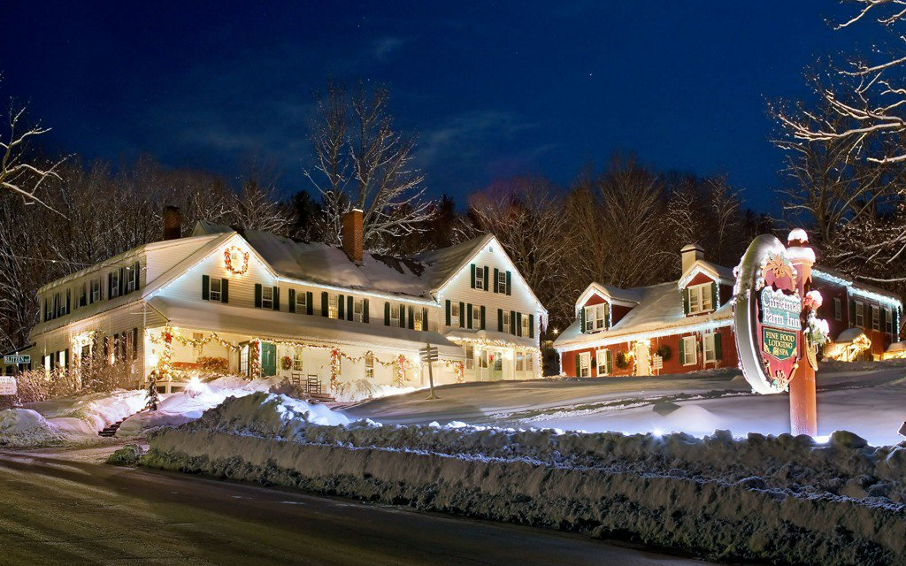 The Christmas Farm Inn Is the Ultimate Destination for People Who Love the Holiday Spirit