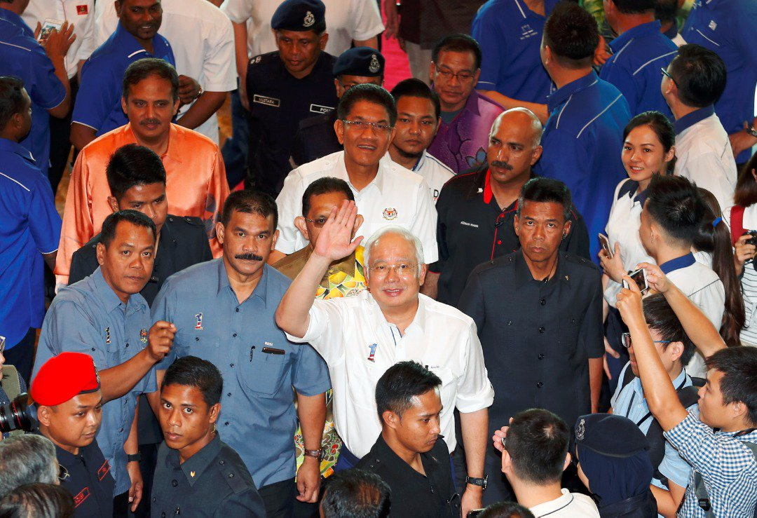 PM at NCER Development Blueprint launch and meet-the-people events in Penang today