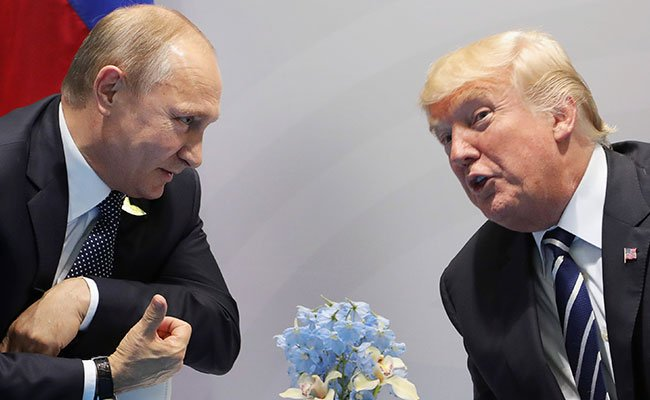World Trusts Putin More Than Trump In Foreign Affairs, Pew Says