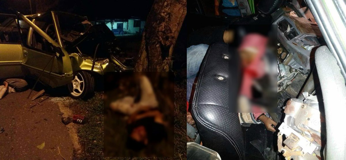2 teens killed, 4 injured in Kepala Batas car crash
