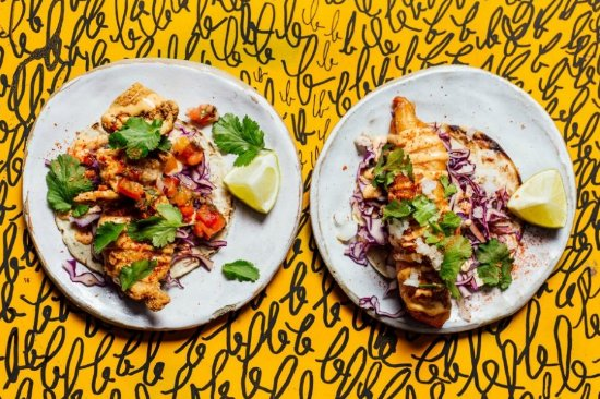Breddo's Tacos London's best taco joints