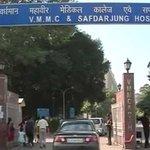 Safdarjung Hospital Resident Doctors Go On Indefinite Strike