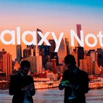 Samsung shares flat after Galaxy Note8 launch
