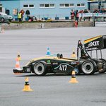 Students Race Driverless Cars in Germany in Formula Student Competition