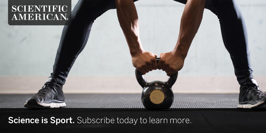 test Twitter Media - Subscribe to Scientific American and get the latest news and discoveries in fitness, health, physics and more! https://t.co/camN1pDF4W https://t.co/Yy4Ba2tLl2