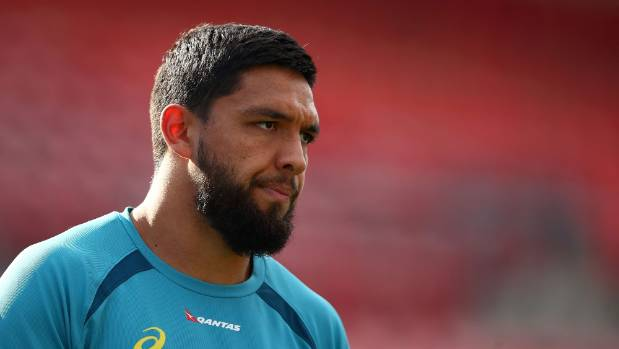 Kiwi-born Wallaby Curtis Rona braces for test debut against All Blacks