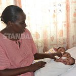 Premature triplets detained at a Mombasa hospital over Sh2m bill