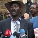 'Baba mdogo' Mandago to reward NASA allies with jobs