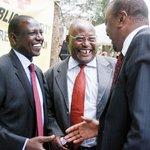 President Uhuru extends NCIC Chair Kaparo term by one year