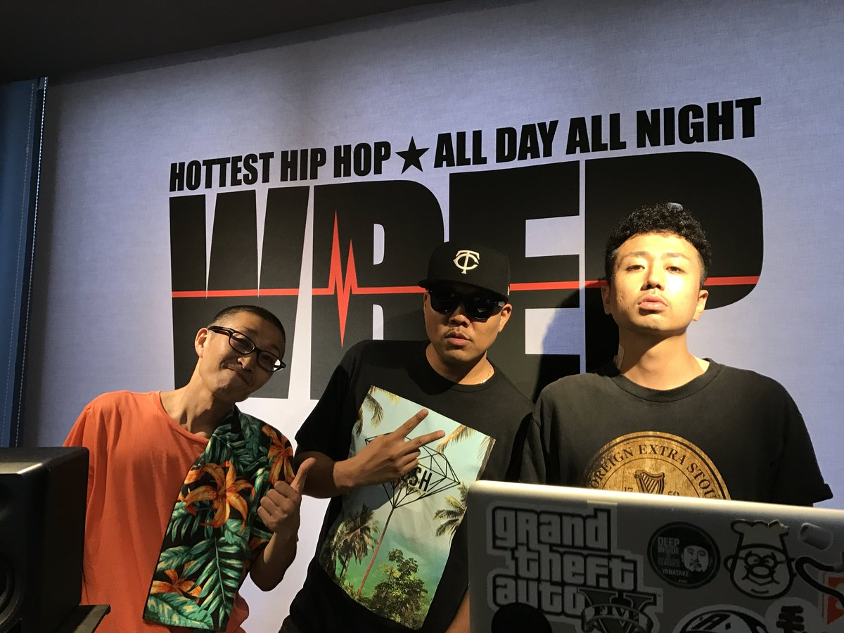 【明日21時から!】#WREP にてEGO「FREAKY FRIDAY」数多くの楽曲を手がける音楽プロデューサー・JOE