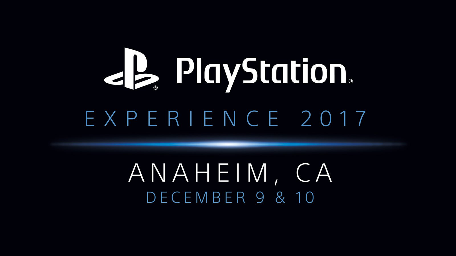 First details on PlayStation Experience 2017, coming to Anaheim December 9 and 10: https://t.co/aYEXVf973i https://t.co/ncrR2fMU91