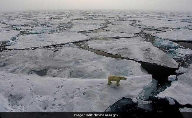 Another Climate-Change Nightmare: 91 New Volcanoes Under Antarctica's Ice
