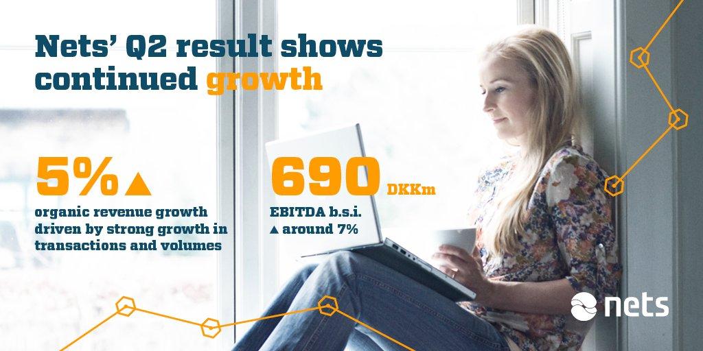 test Twitter Media - Delårsrapport offentliggjort: Nets fortsætter væksten i andet kvartal 2017.   Læs mere her: https://t.co/8gTwmnhN5j  #dkfinans #dkbiz https://t.co/byn03rIby2