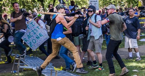 Who was responsible for the violence in Charlottesville? Here's what witnesses say