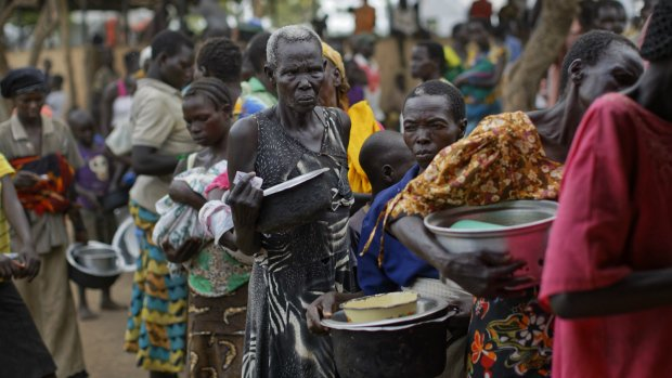 One million South Sudan refugees now in Uganda, UN says