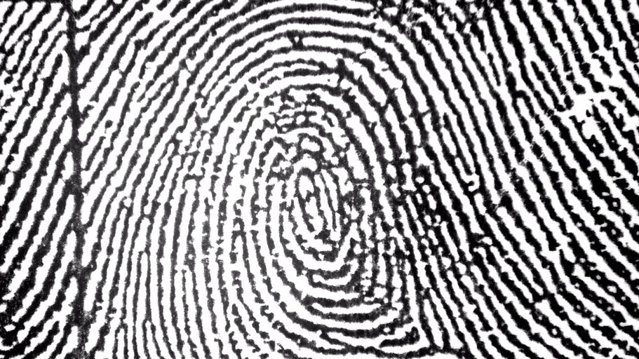 Machine learning speeds up forensic fingerprint matching